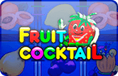 Игровой автомат Клубнички (Fruit Cocktail)
